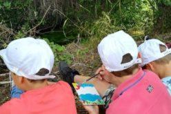 Ambiente | Jovens do ATL da Engenho pintam Rio Guisande