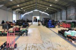 Comércio | Feira Grossista de Feiras e Legumes inaugurada em Guimarães