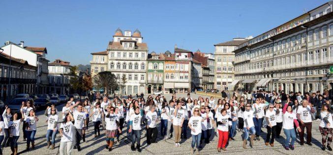 Voluntariado | Selo 'Join4Change' distingue Guimarães