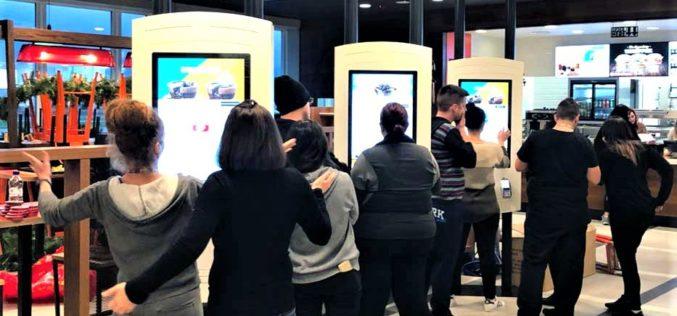Tecnologia | 'Burger King' da Grécia implementa quiosques digitais da Partteam