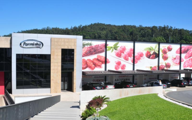 Construção | Gabriel Couto amplia instalações da Porminho