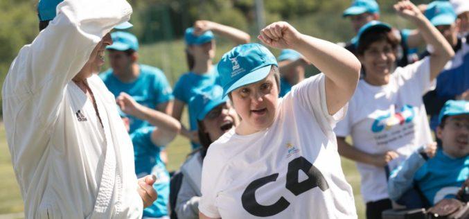 Inclusão | Encontro de Desporto Adaptado reúne centenas de praticantes no Parque Sara Moreira de Santo Tirso
