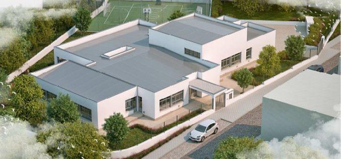 Obras Municipais | Escola de Fafião (Guimarães) inicia requalificação e ampliação