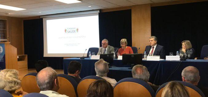 Saúde | Marta Temido: Transformar SNS é o grande desafio do futuro