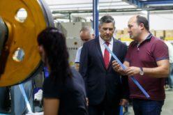 Metalomecânica | Nienor é exemplo de diversificação do tecido empresarial tirsense