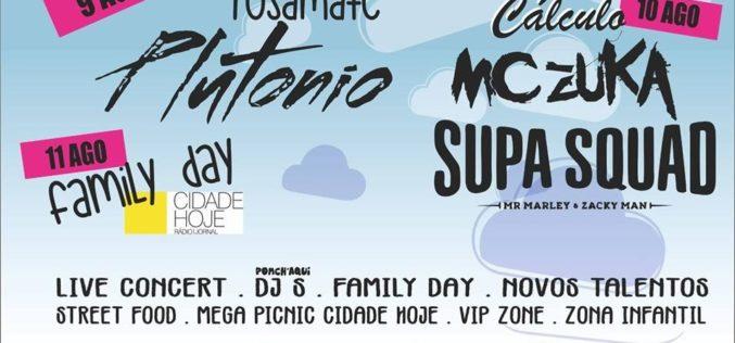 Música | Festival Calça Ferros decorre este fim-de-semana com Plutónio, Mc Zuka e Supa Squad