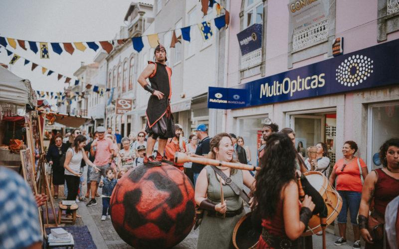 Verão   Festa da História – Caminhos de Santiago anima Esposende