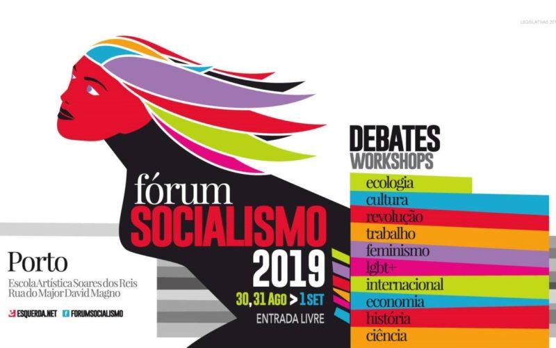 Bloco | Projeto para o país em debate no Forum Socialismo