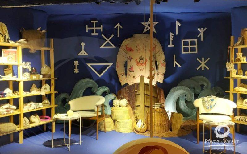 Artesanato | Camisola Poveira marca presença na Mostra de artesanato de Vila do Conde