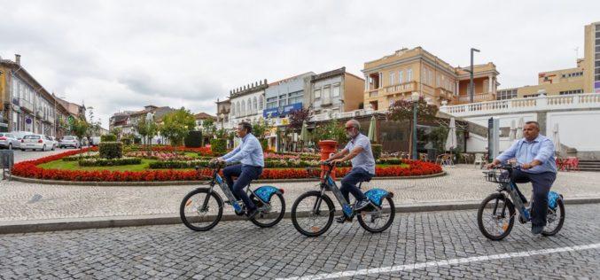 Mobilidade | Santo Tirso 'Pedala' elétrico e barato