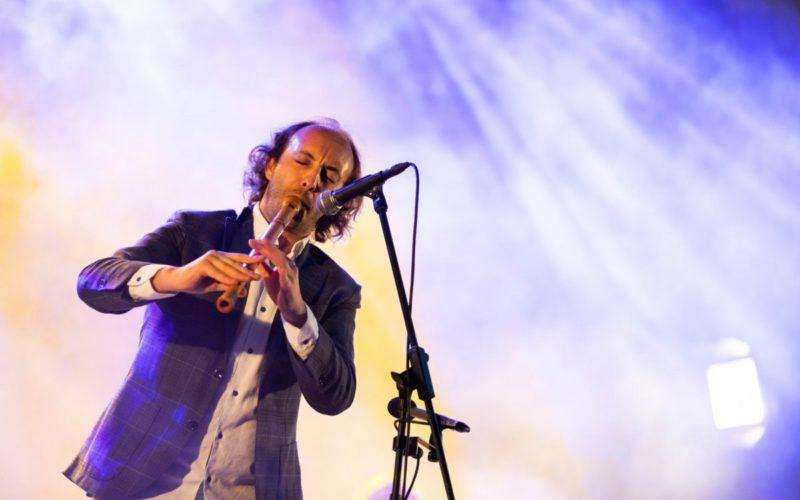 Música | Oscar Ibañez é presença em destaque nos Sons da Celtibéria