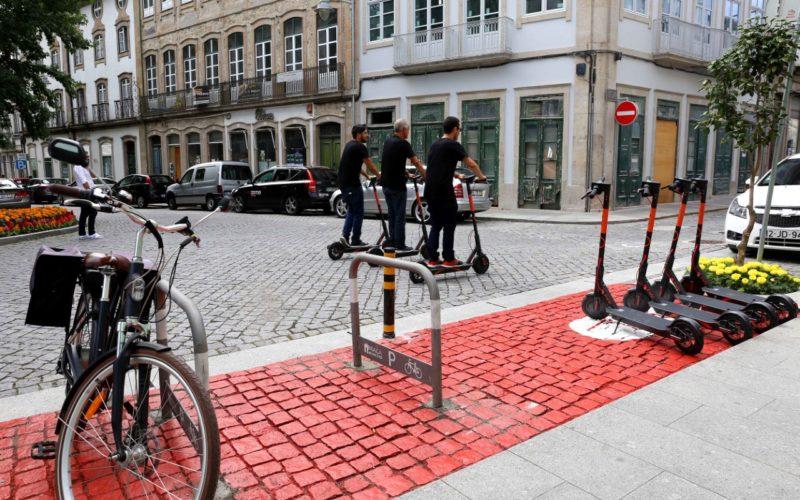 Mobilidade | Alugar trotinetes elétricas partilhadas já é possível em Braga