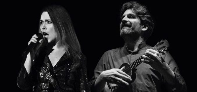 Música | Concerto de Daniel Pereira Cristo e Ana Bacalhau em Viana
