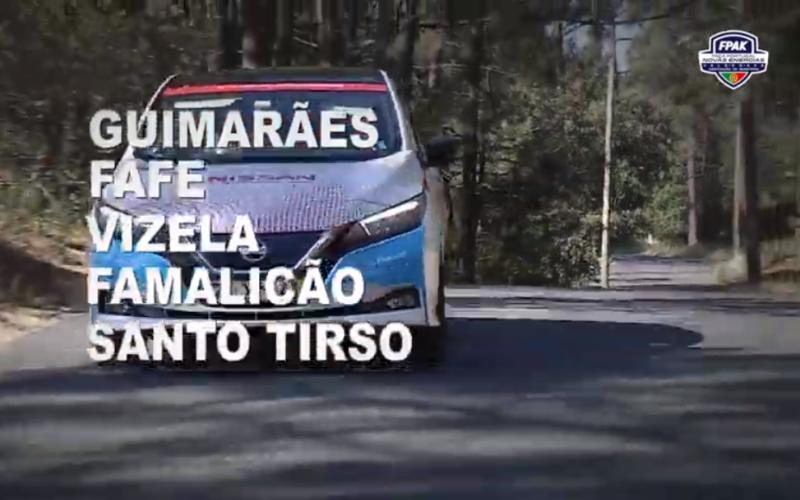 Automobilismo   'Taça Portugal de Novas Energias' é primeira prova nacional destinada a viaturas elétricas