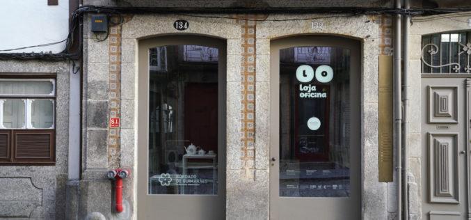 Património | Loja inclui roteiro de programação d' A Oficina de Guimarães