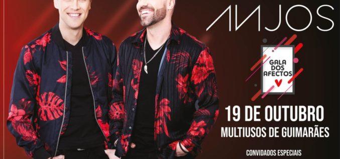 Música | Anjos celebram 20 anos de carreira no Multiusos de Guimarães