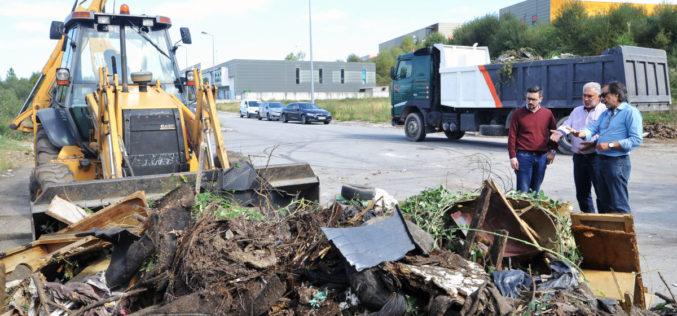 Resíduos | Braga recolhe 1.100 toneladas de resíduos em 34 lixeiras ilegais