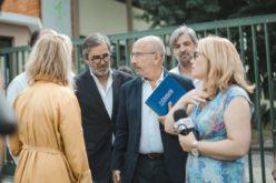 Legislativas | CDS-PP assinala início do ano letivo na Didáxis de Riba d'Ave com posição sobre ensino privado