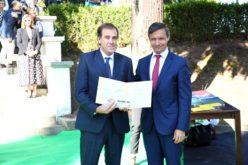 Reconhecimento | CIOR premiada em famalicão com Selo Visão' 25 na categoria Famalicão Made IN – Boas Práticas