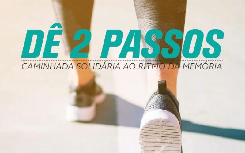 Comunidade | 'Dê 2 Passos' assinala Dia Mundial da Doença de Alzheimer e nascimento da Casa da Memória Viva