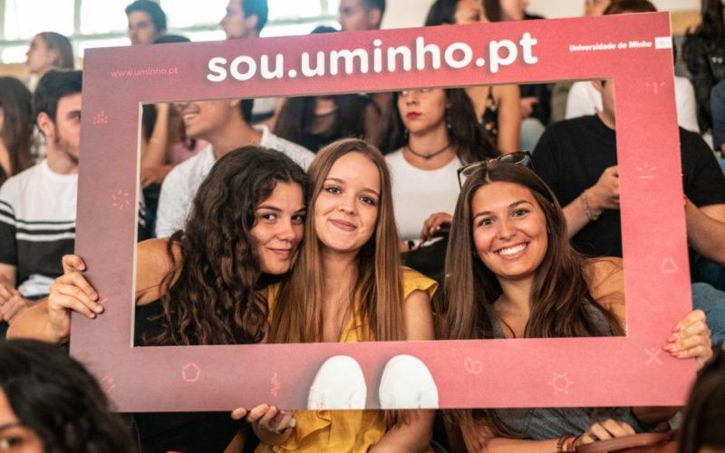 Ensino   Universidade do Minho atrai mais estudantes