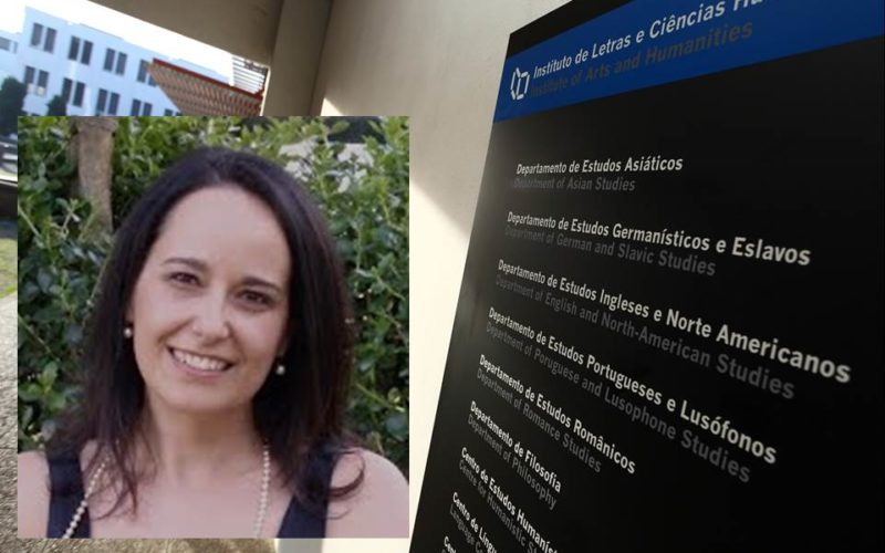 Universidade | Isabel Ermida toma posse como nova presidente do ILCH da UMinho