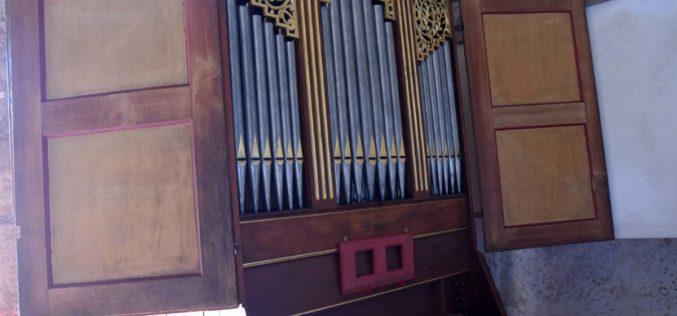 Música | Órgão 'Langocinha' (Século XIX) recuperado em Famalicão