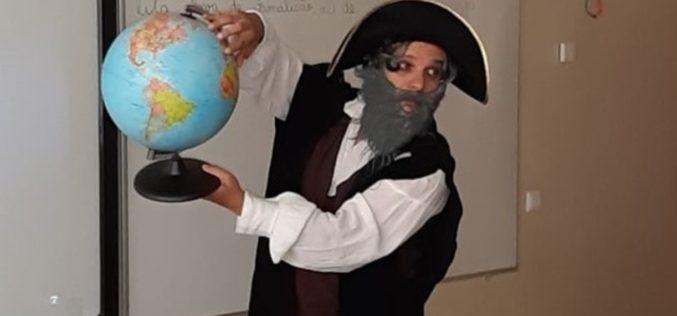 Ensino | Projeto 'Na Rota de Magalhães' faz chegar LUCA a todo o mundo