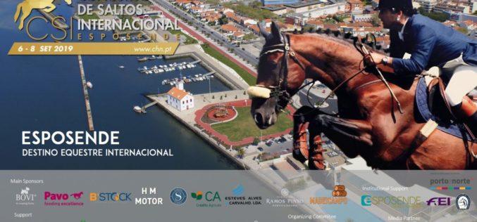 Hipismo   Esposende acolhe Concurso de Saltos Internacional de 6 a 8 de setembro