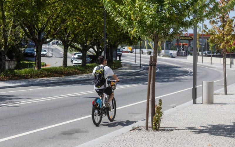 Mobilidade | Santo Tirso pedalou bem em primeiro mês de atividade das bicicletas elétricas de uso partilhado