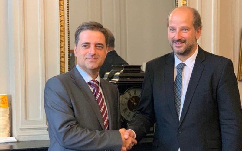 Parcerias | Braga e Lausanne (Suiça) estabelecem laços de cooperação