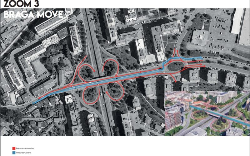 Mobilidade | bragamove propõe corredor de sustentabilidade para a cidade