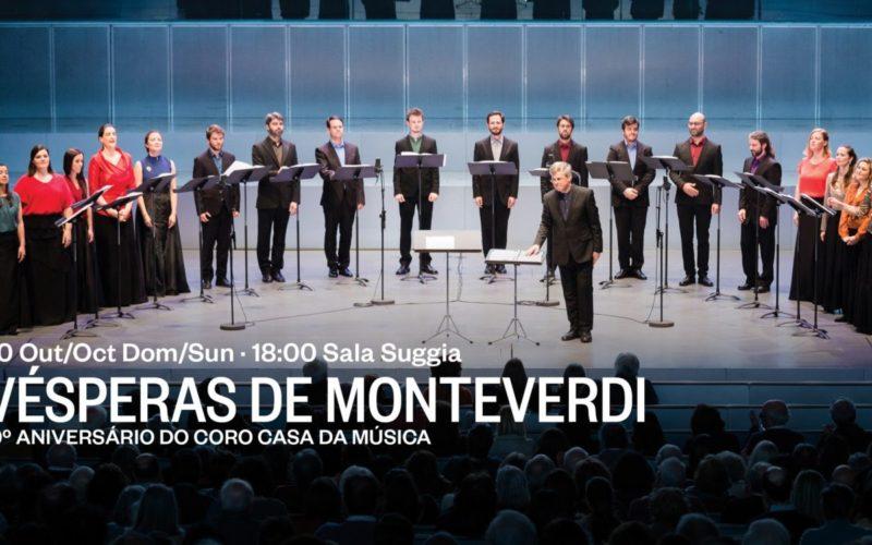 Música | Casa da Música apresenta Vésperas de Monteverdi