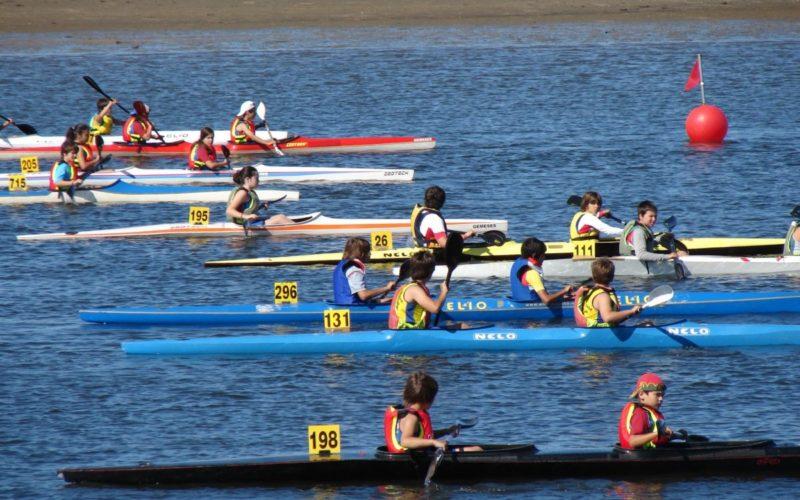 Canoagem | Final nacional das 'Primeiras Pagaiadas' ocorre em Esposende