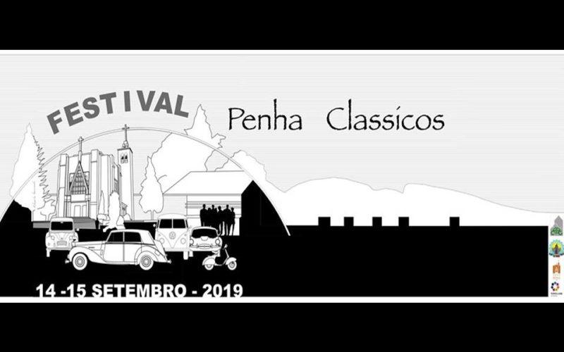 Encontro   Motos e automóveis clássicos em exposição no Monte da Penha