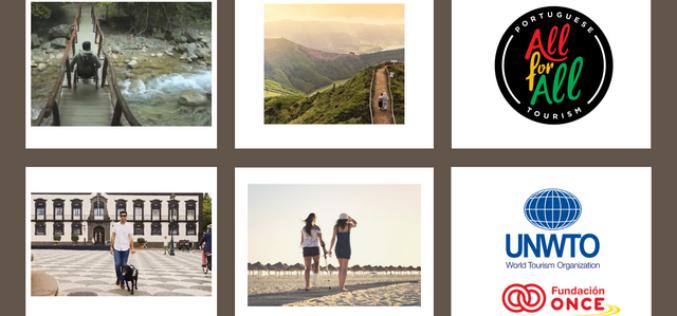 Turismo | Prémio de 'Destino Turístico Acessível 2019' atribuído a Portugal, país acessível