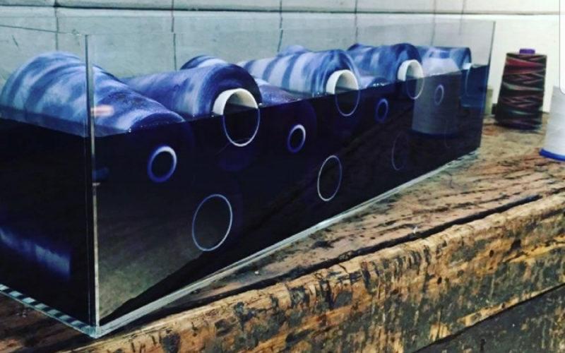 Negócios | Na Crafil acontece inovação em linhas têxteis para denim