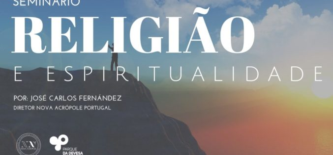 Seminário | Nova Acrópole debate Religião e Espiritualidade em Vila Nova de Famalicão