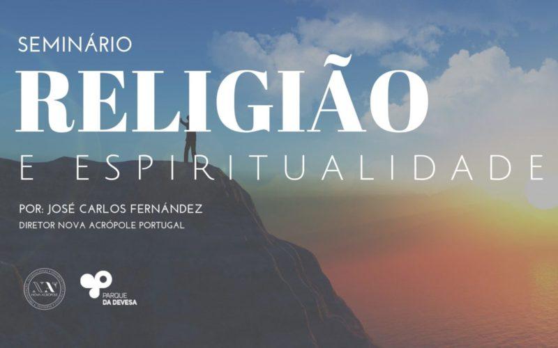 Seminário   Nova Acrópole debate Religião e Espiritualidade em Vila Nova de Famalicão