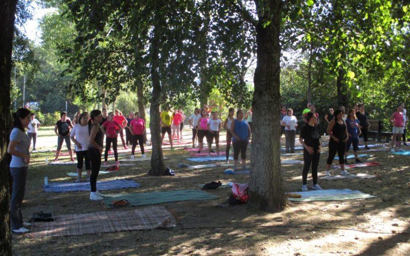 Exercício | Neurodor promove sessão de Pilates gratuita no Parque Devesa
