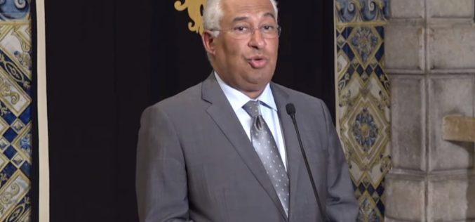 Governo | António Costa indica membros do novo Governo a Marcelo Rebelo de Sousa