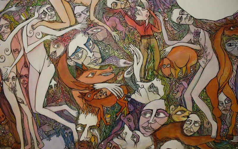 Artes Plásticas | 'O Pulsar do Pensamento' desvela inquietação criativa de Adias Machado em Gondomar