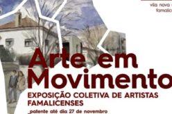 Exposição | 'Arte em Movimento' avança na Galeria Matriz-Arte com 'Artistas Famalicenses'
