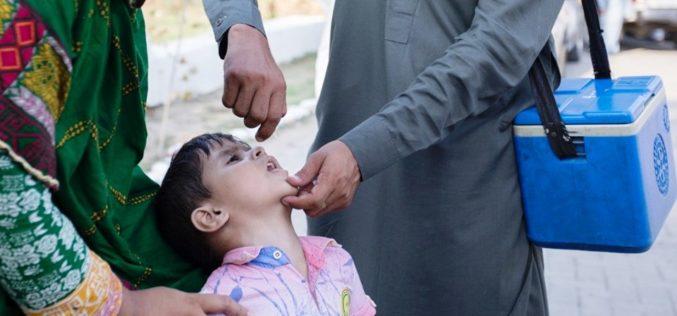 Saúde | 'Dar de si antes de pensar em si' contribui para erradicar a pólio a nível mundial