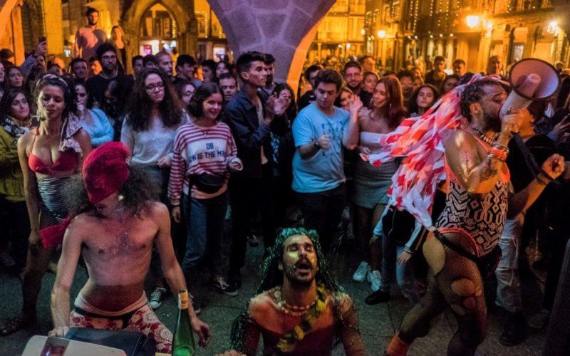 Artes | A cultura livre e emergente do 'Guimarães noc noc' está de regresso