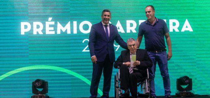 Desporto | 'Magriço' Alberto Festa recebe Prémio Carreira na Gala do Desporto de Santo Tirso