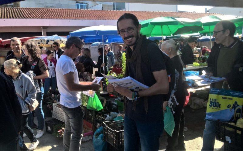 Legislativas | Vasco Santos: Precisamos de vozes e decisores diferentes