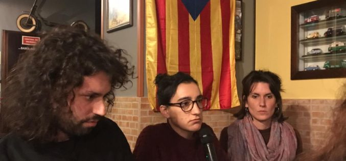 Bloco | Isabel Pires critica silêncio da comunidade internacional sobre a Catalunha
