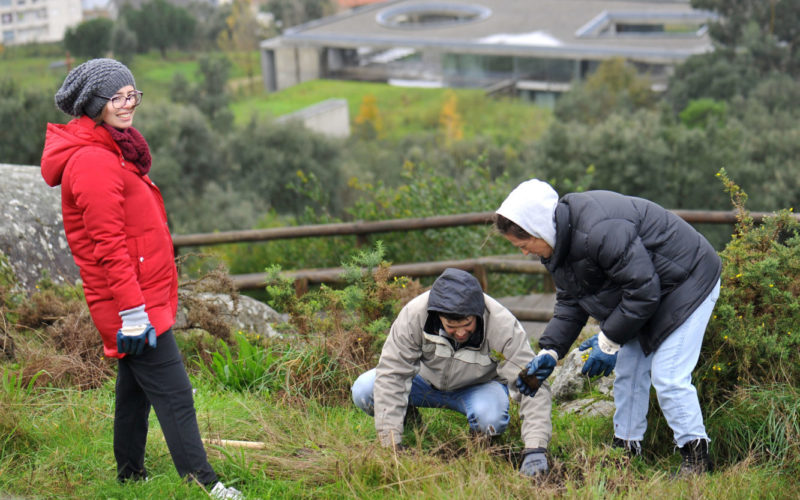 Floresta | Monte Picoto viveu 'Florestar Braga'