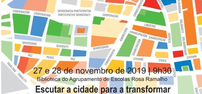 Educação | Barcelos quer 'Escutar a Cidade para a Transformar' em Dia Internacional da Cidade Educadora